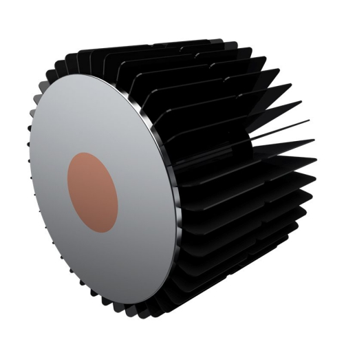 200W FCZ Series LED Heat Sink
