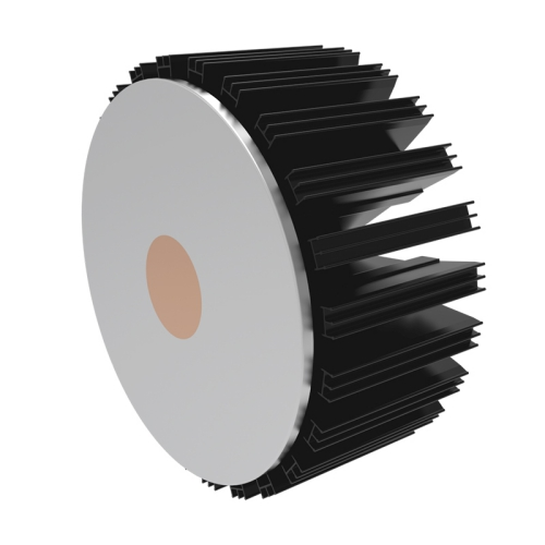 100W RSH Series LED Heat Sink