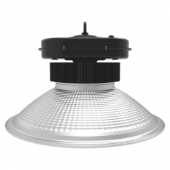 100W RSH Series LED High Bay Lamp (130Lm/W, Meanwell-ELG, SMD)